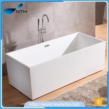 佛山新泰和独立式亚克力小型家用单人浴缸MY-1851